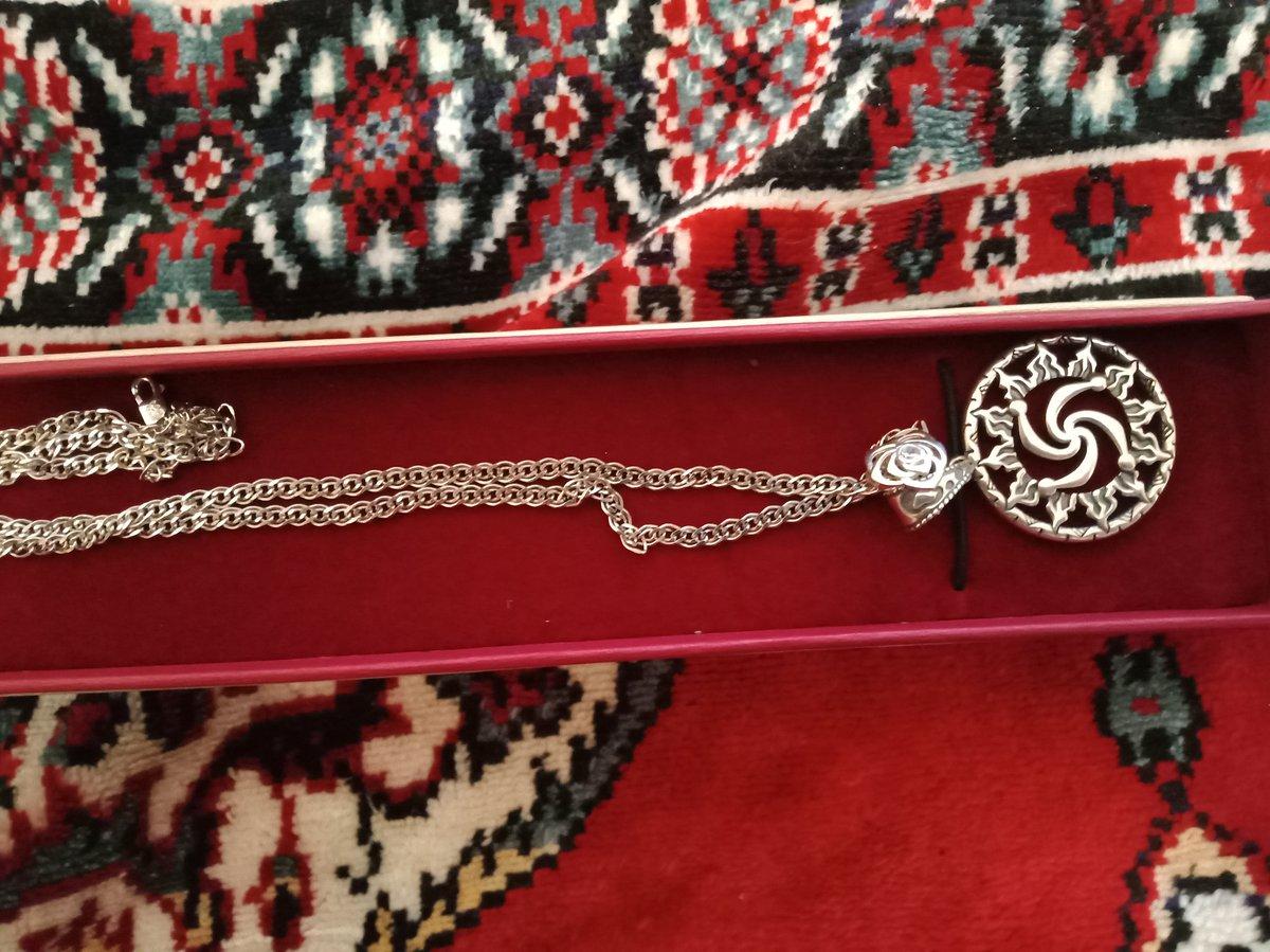 Серебряная подвеска-оберег- отличное качество, хорошая цена!