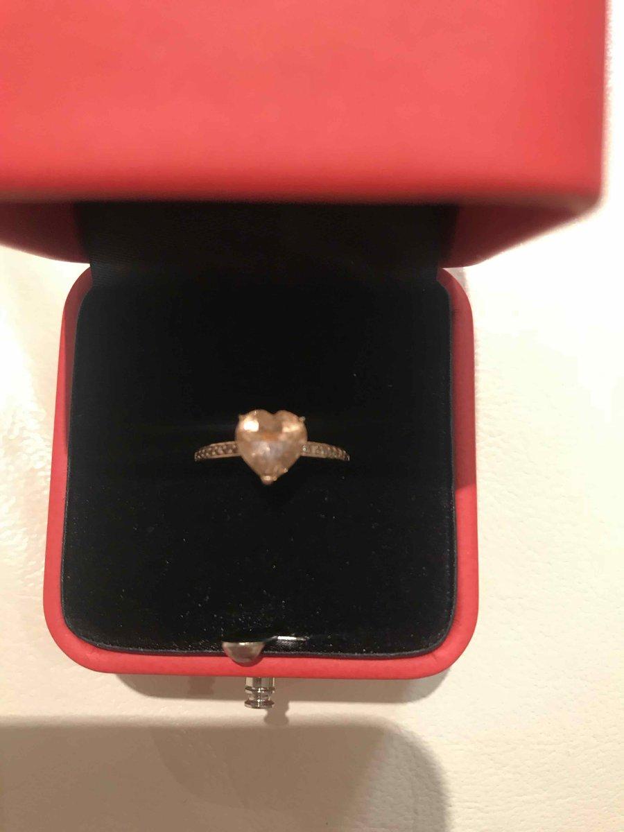 Золотое кольцо с марганитами