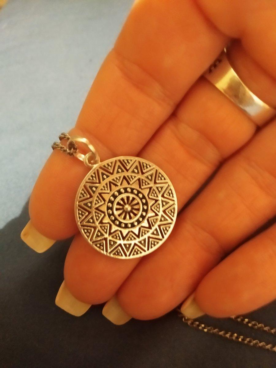 Медальон этно