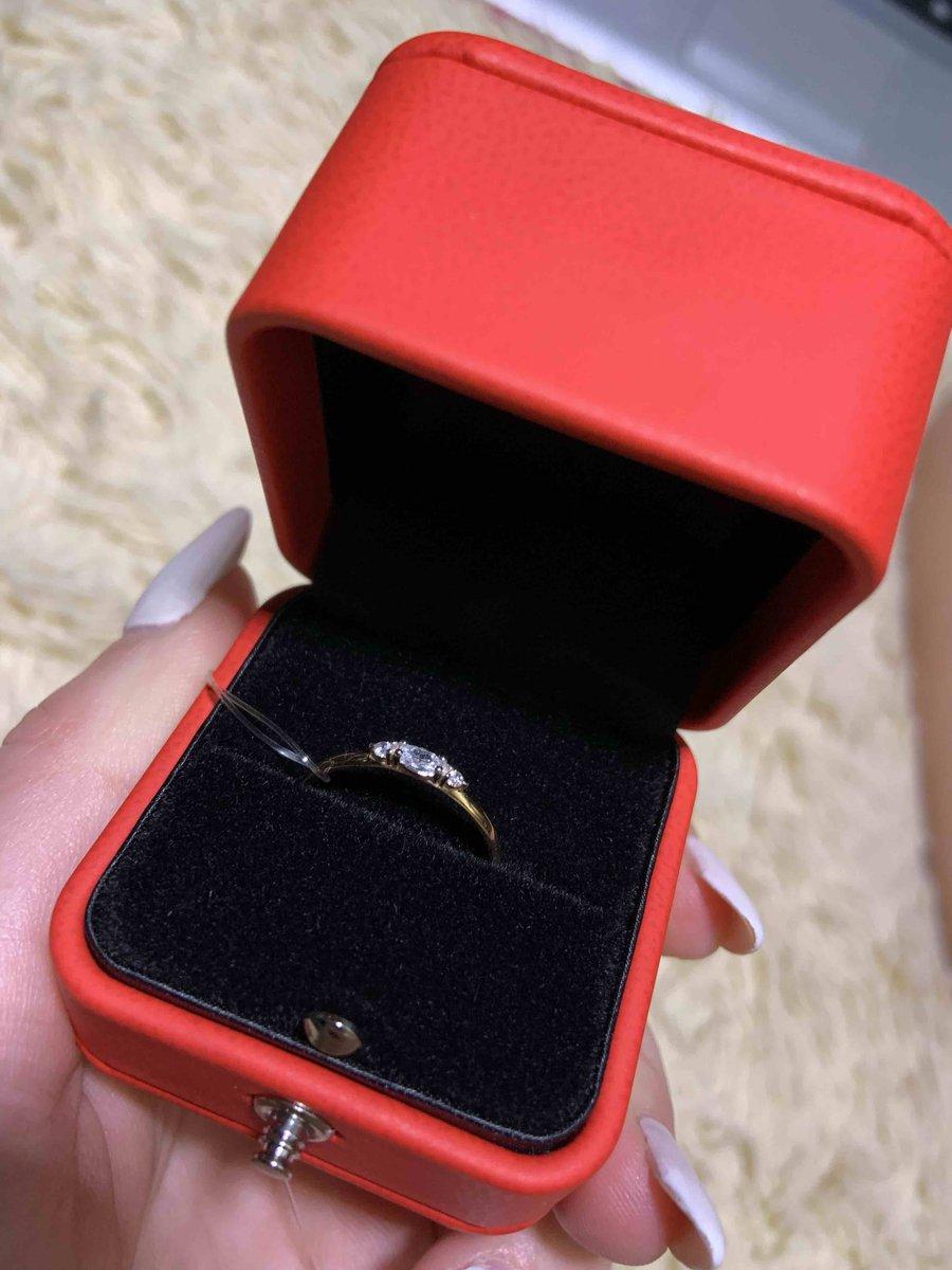 Прекрасное кольцо для девушек!