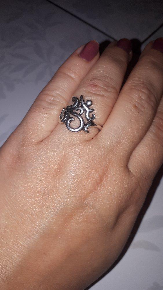 Кольцо в индианском стиле