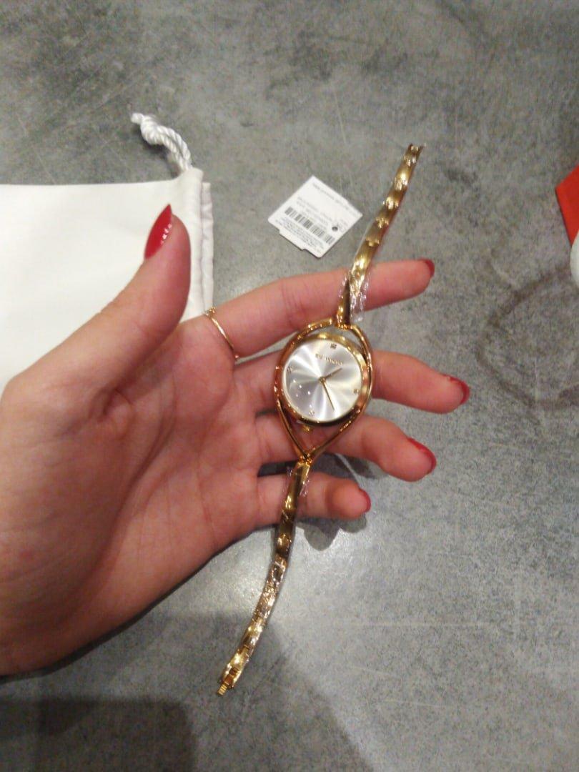 Брала часы в подарок маме