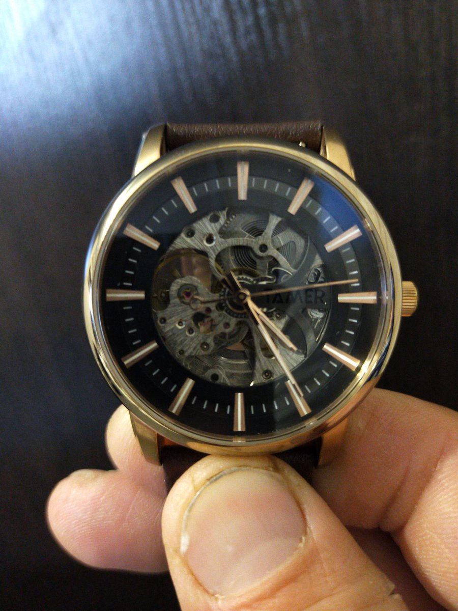 Часы наручные tamer