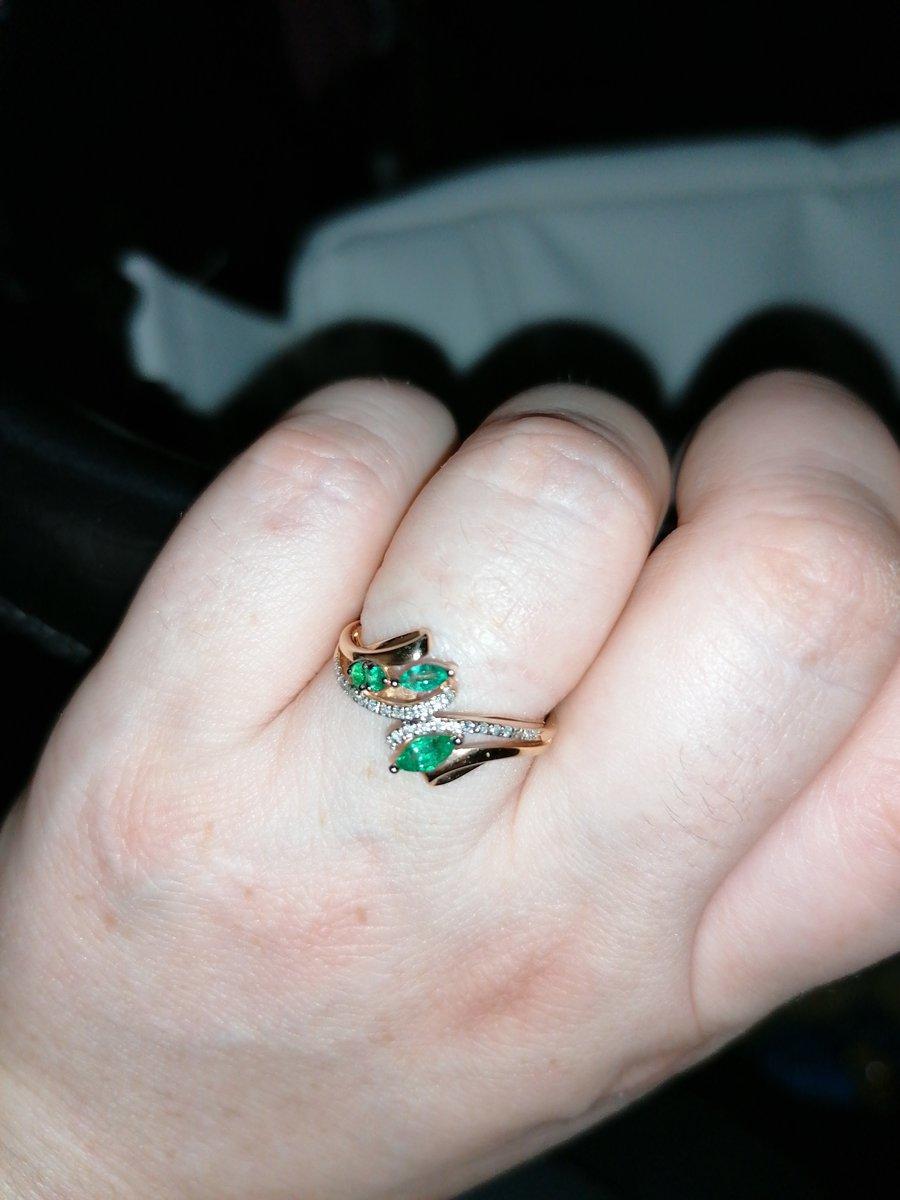 Щикарное кольцо.