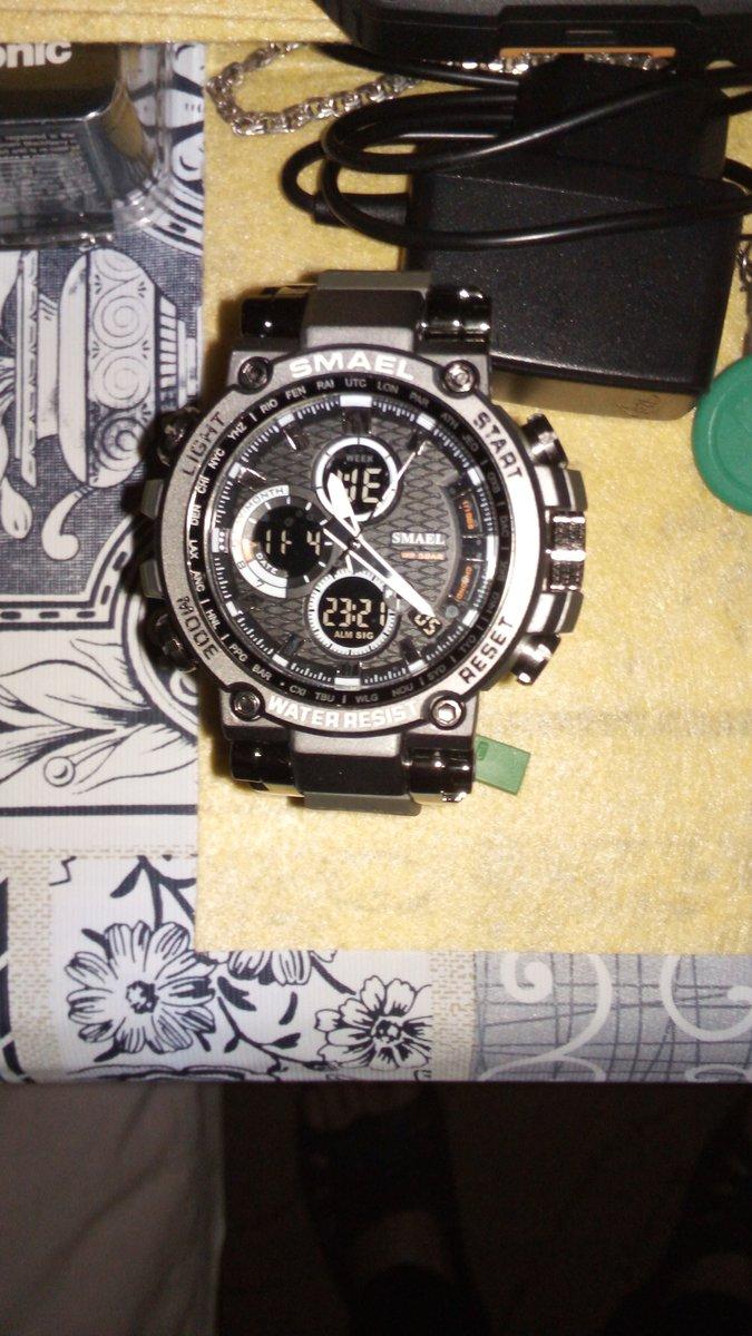 Часы еаручные мужские «smael»