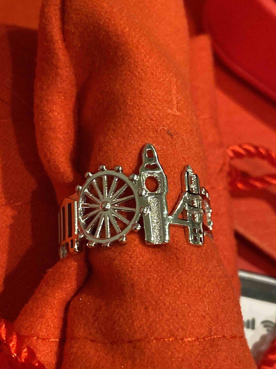 Кольцо лондон