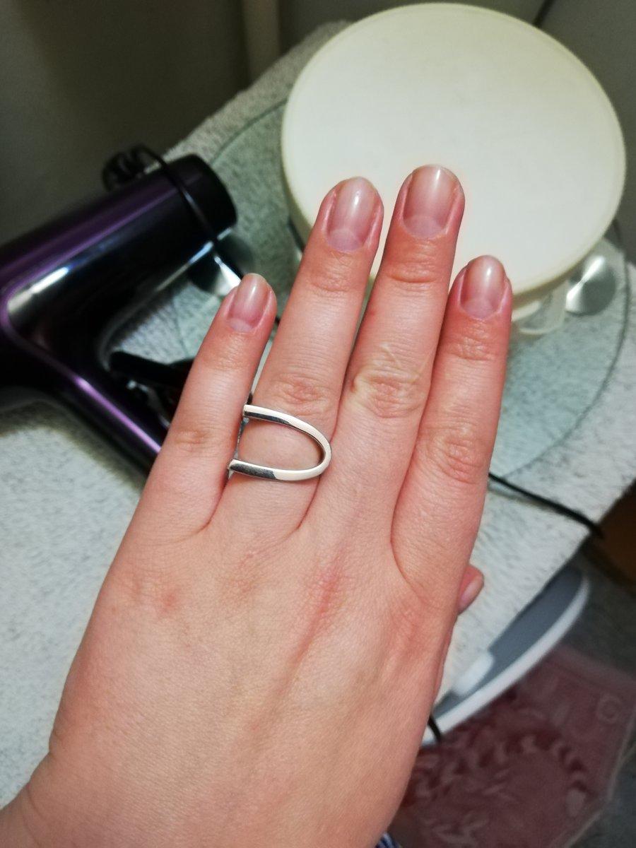 Наконец-то это кольцо у меня)
