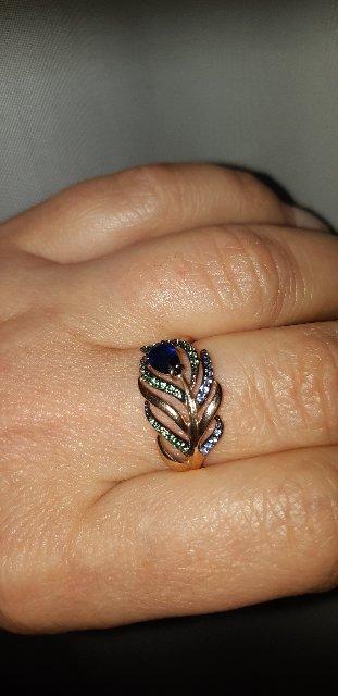 Кольцо от соколова