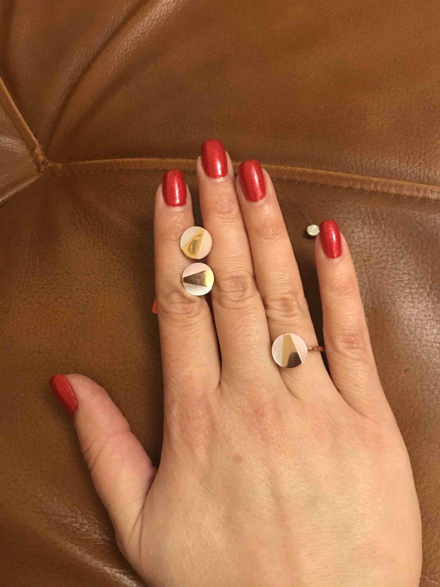 Кольцо в комплекте