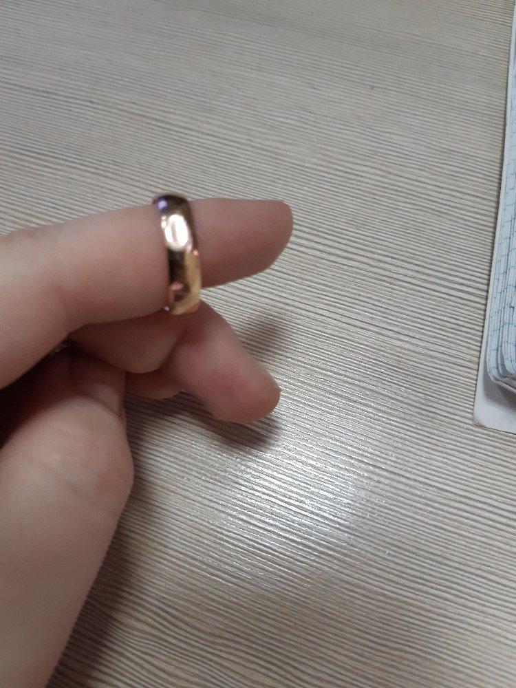 Дутое кольцо