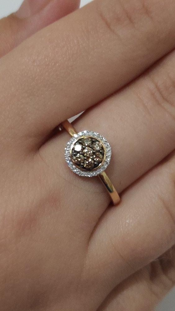 Просто восхитительное кольцо!