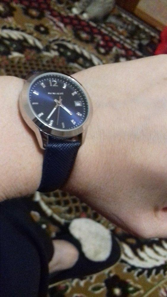 Я довольна,часы что нужно