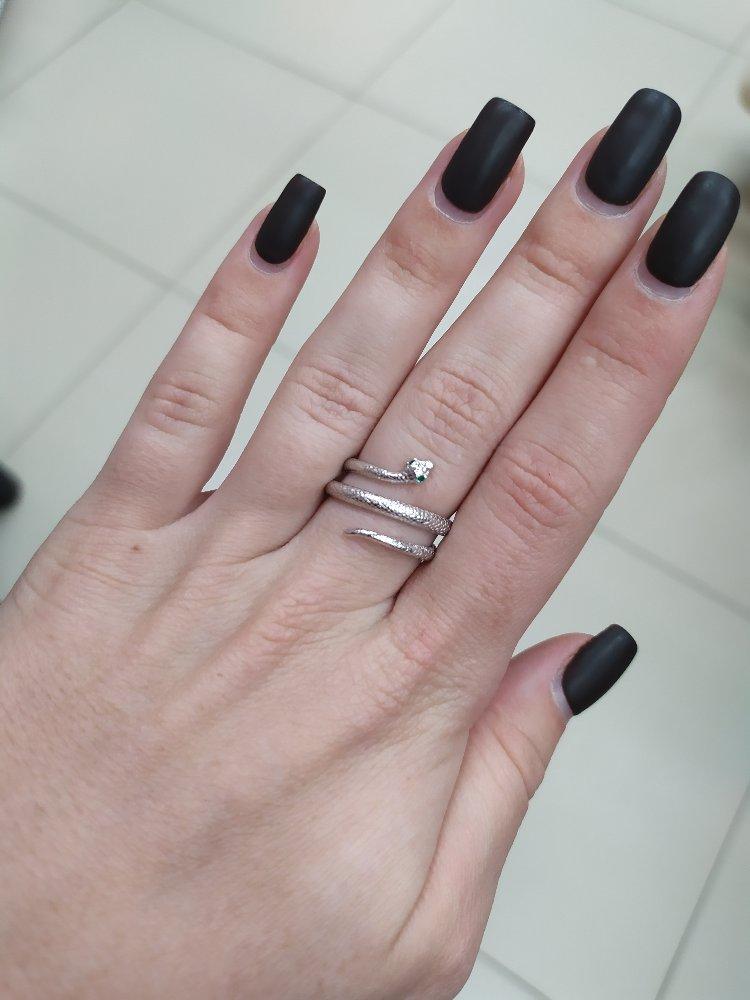Влюбилась в это кольцо с первого взгляда