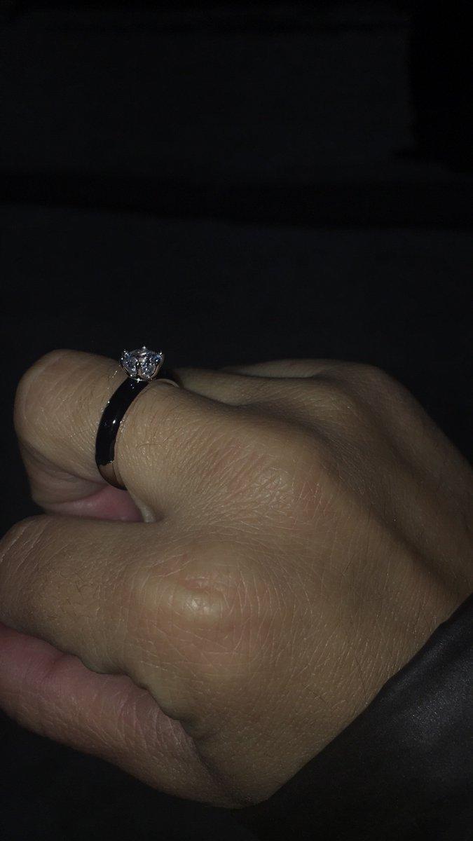 Бриллиантовая модель кольца