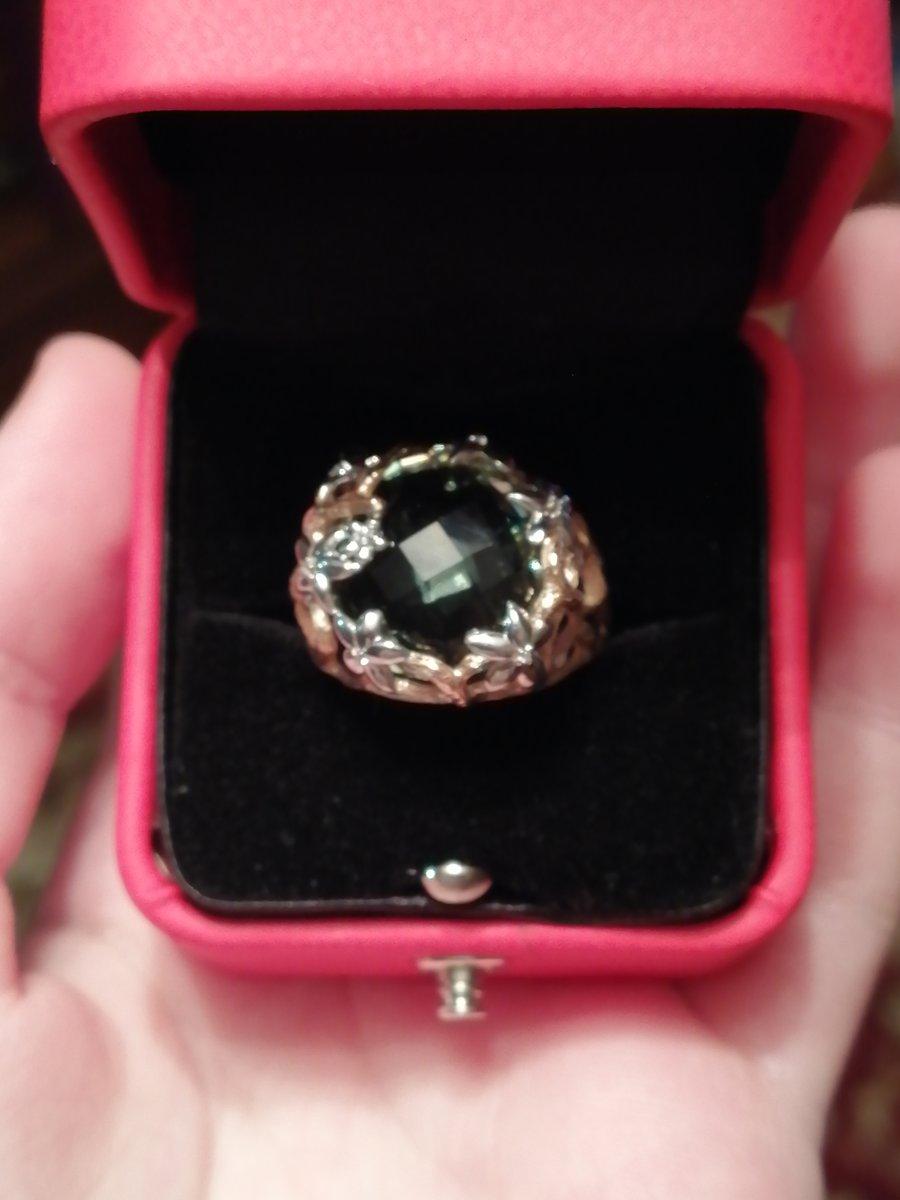 Божественнон кольцо.
