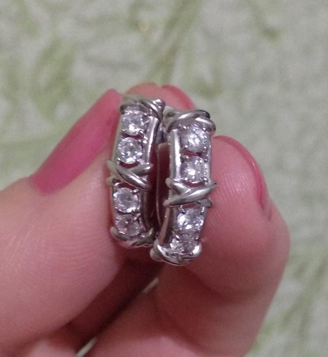 Классические серебряные серьги!!!