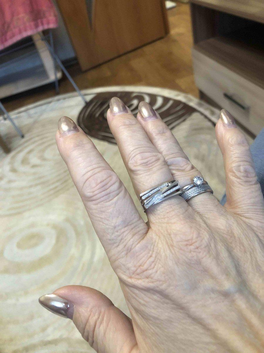 Кольцо с фианитамм