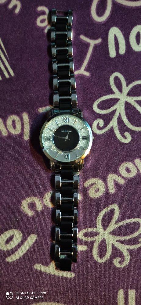 Часы очень клёвые, смотрятся стильно