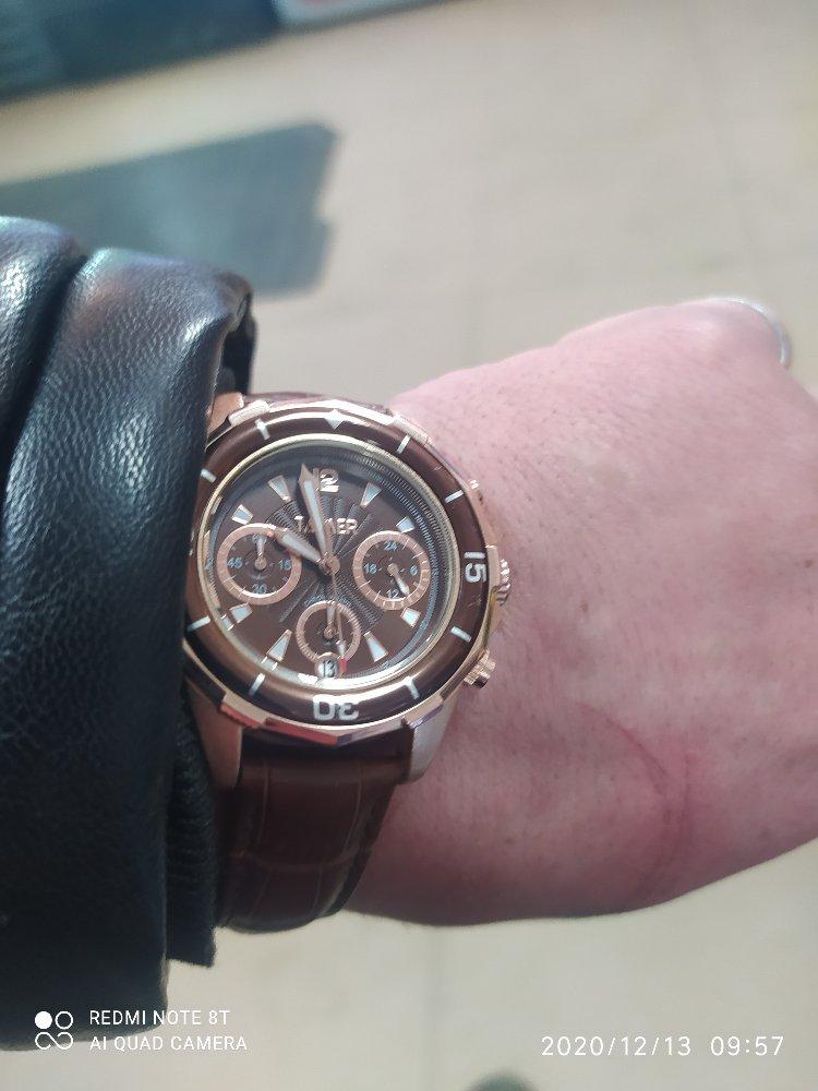 Хорошие часы, прилично смотрятся!