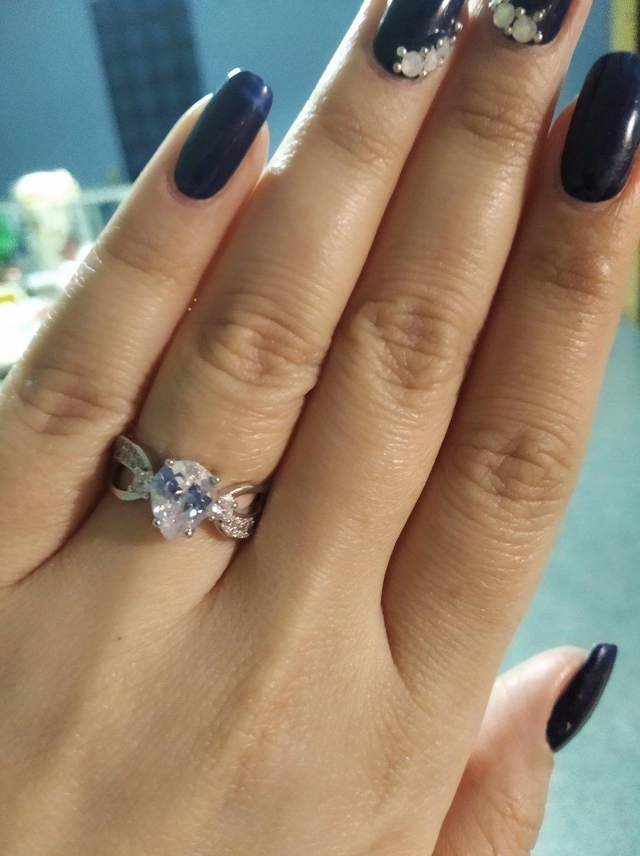 Эти серьги и кольцо моя новая любовь-именно то что всегда хотела