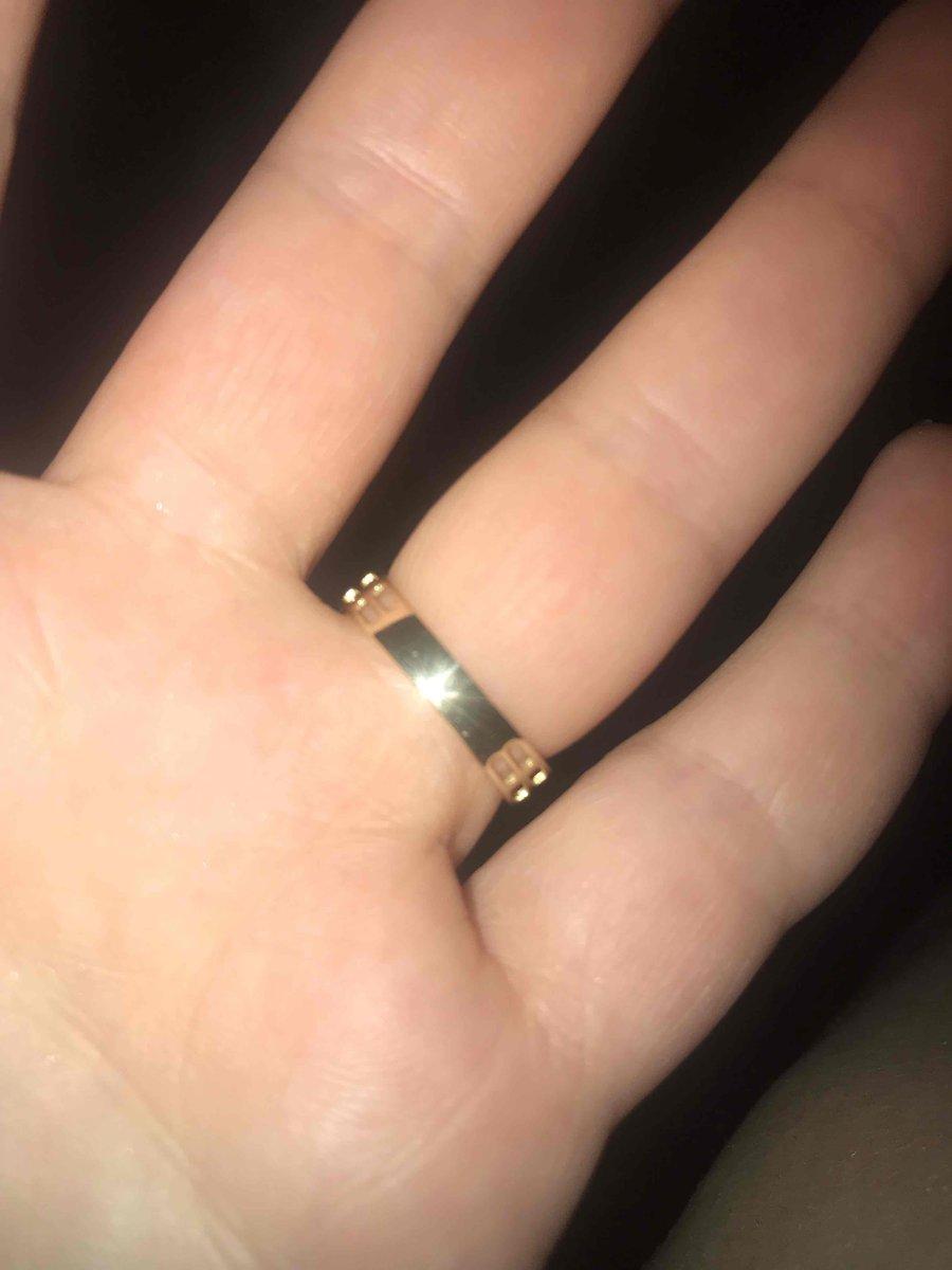 Колечко,на пальчик колечко😍