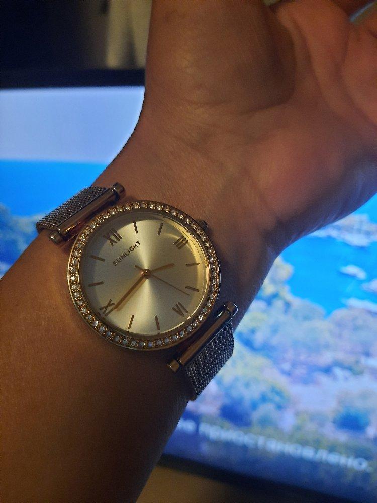 Часы реально классные ,очень люблю свои часы ,очень понравилас мне.