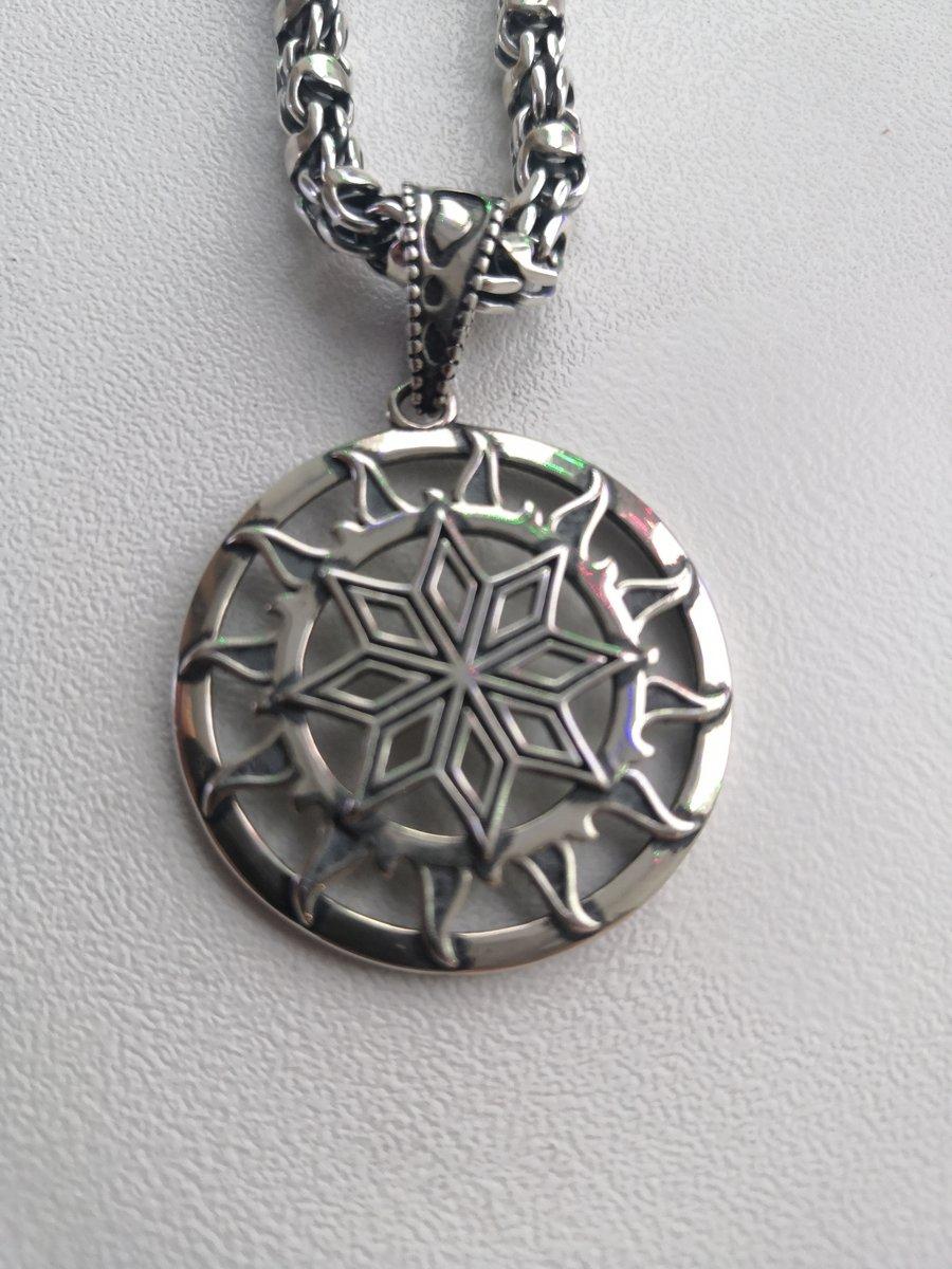 Алатырь оберёг серебро