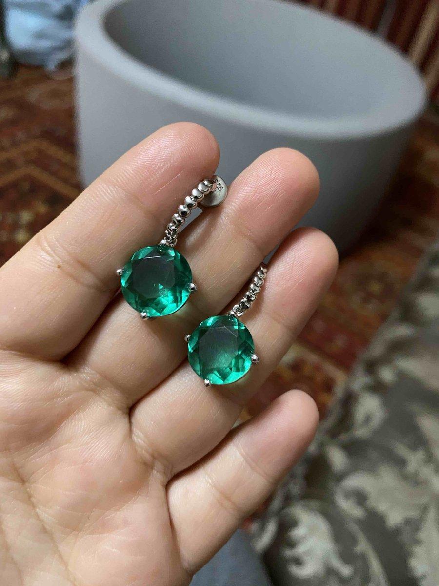 Очень красивый цвет камней!