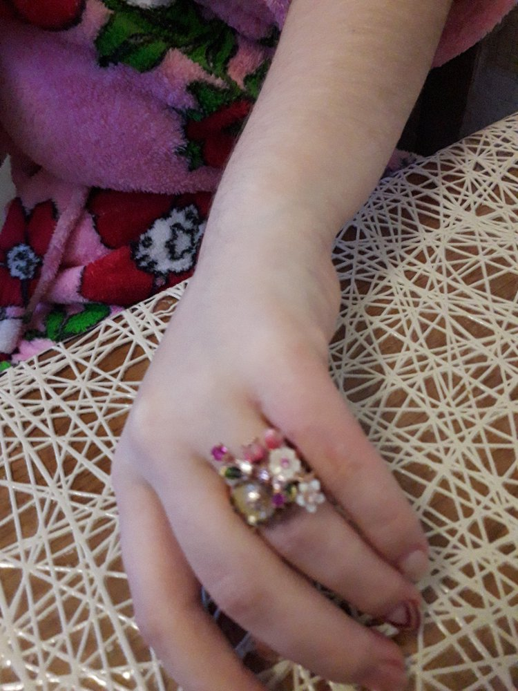 Кольцо на подарок