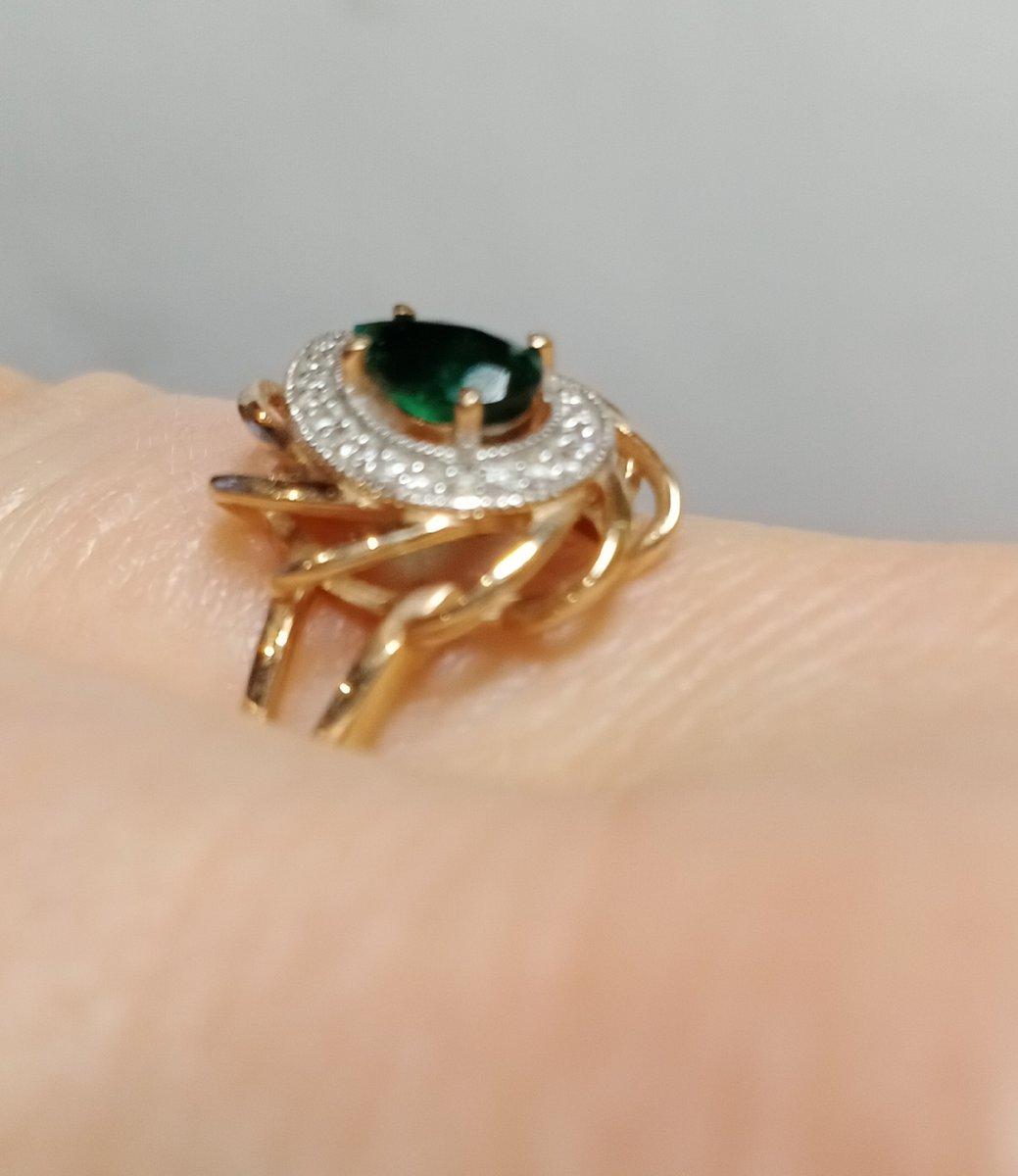 Изумрудный перстень