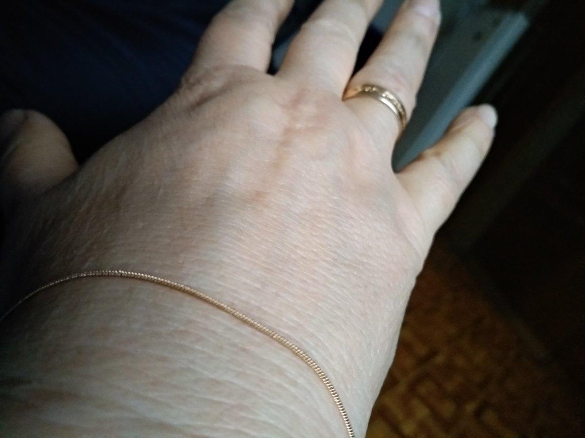 Тонкий тонкий браслетик, со скидкой недорого, приятный подарок на рождество