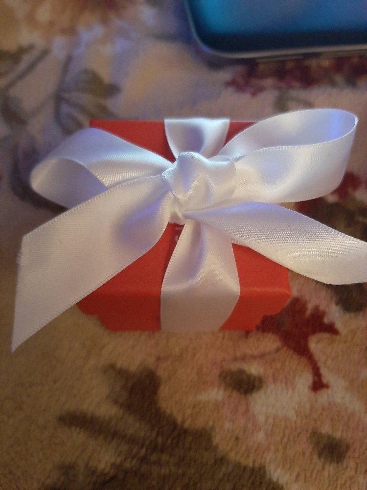 Кольцо подарок