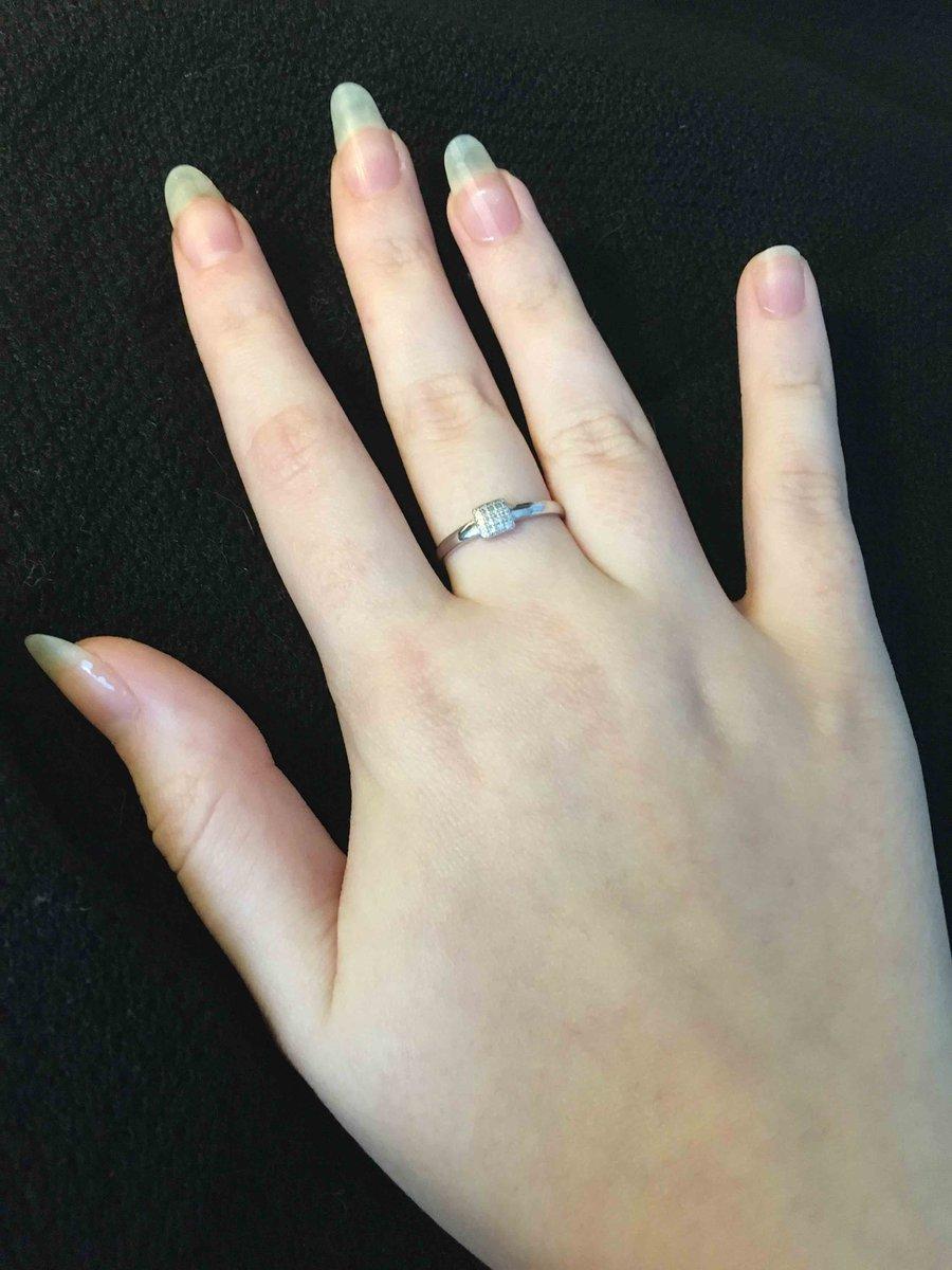 Тонкой и милое кольцо