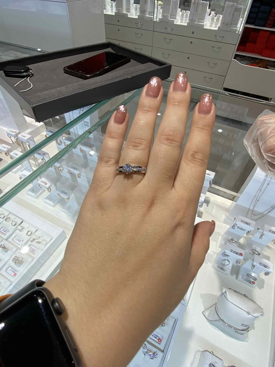 Отличное кольцо)