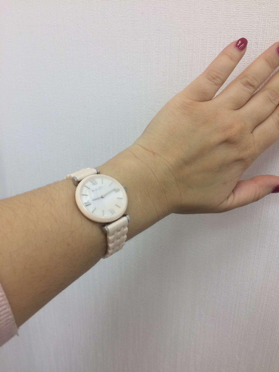 Часы наручные керамические