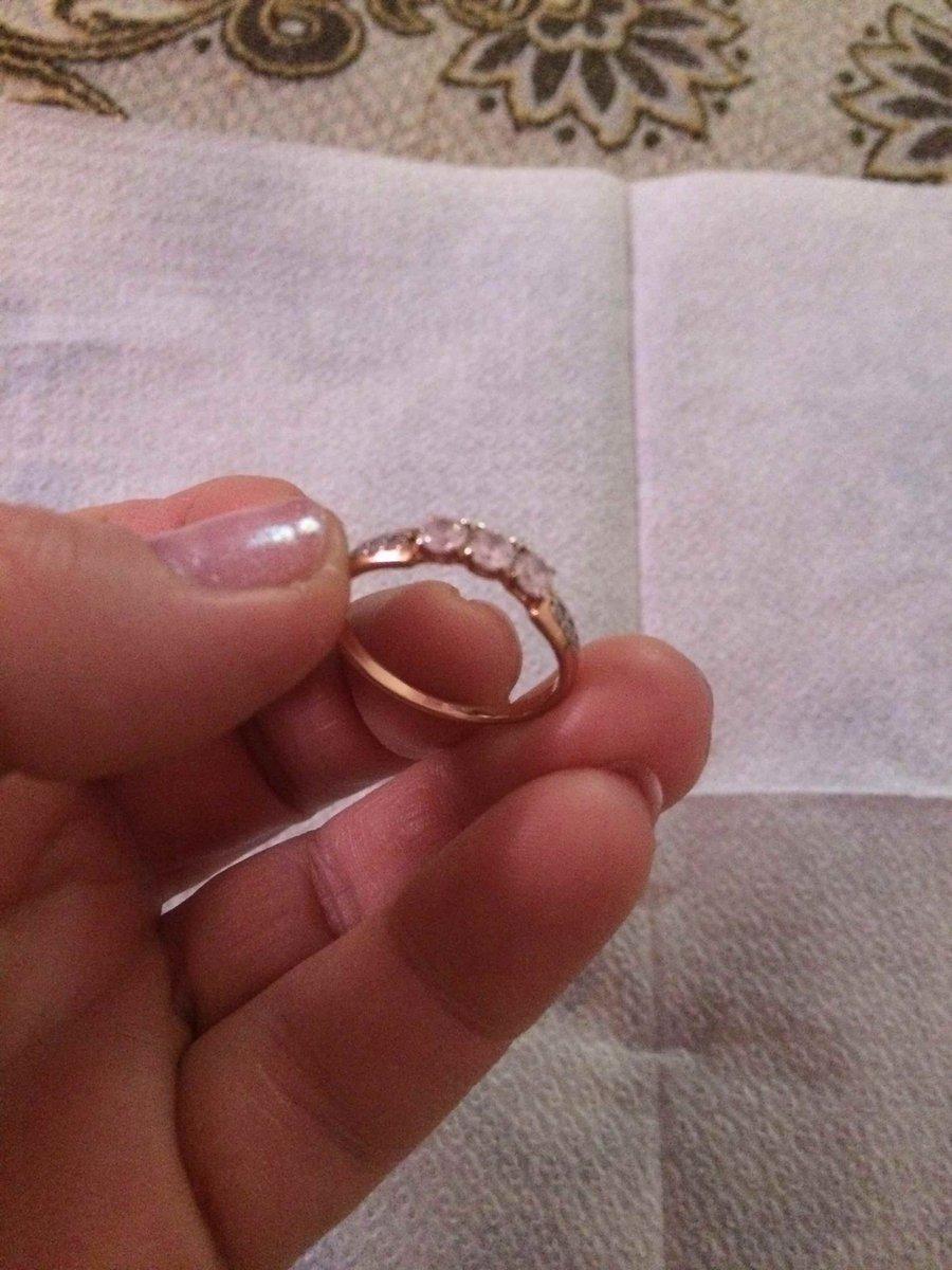 Кольцо для себя любимой!