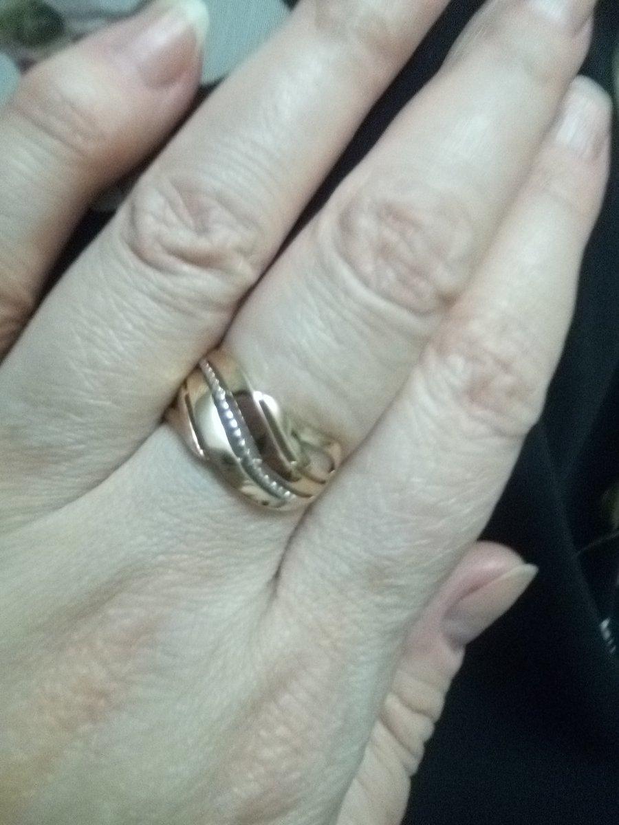 👍 хорошее кольцо!