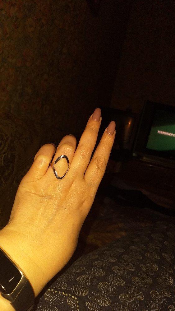 Кольцо изумительное...