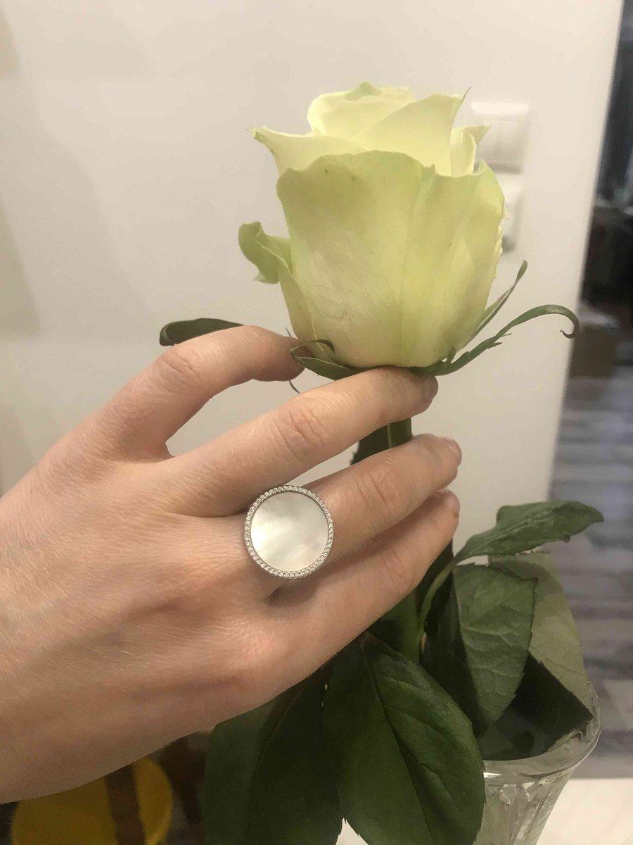 Очень люблю это кольцо