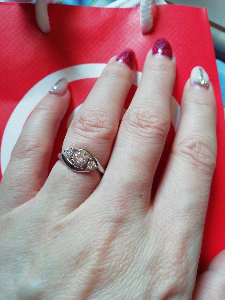 Серёжки и кольцо