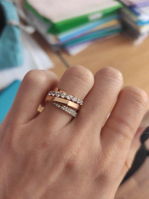 Многослойное кольцо