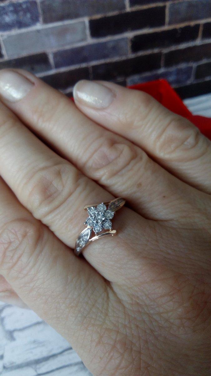 Моё любимое кольцо.