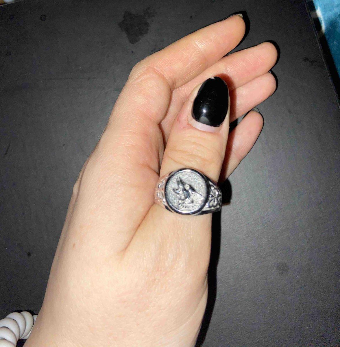 Отличное кольцо на подарок!
