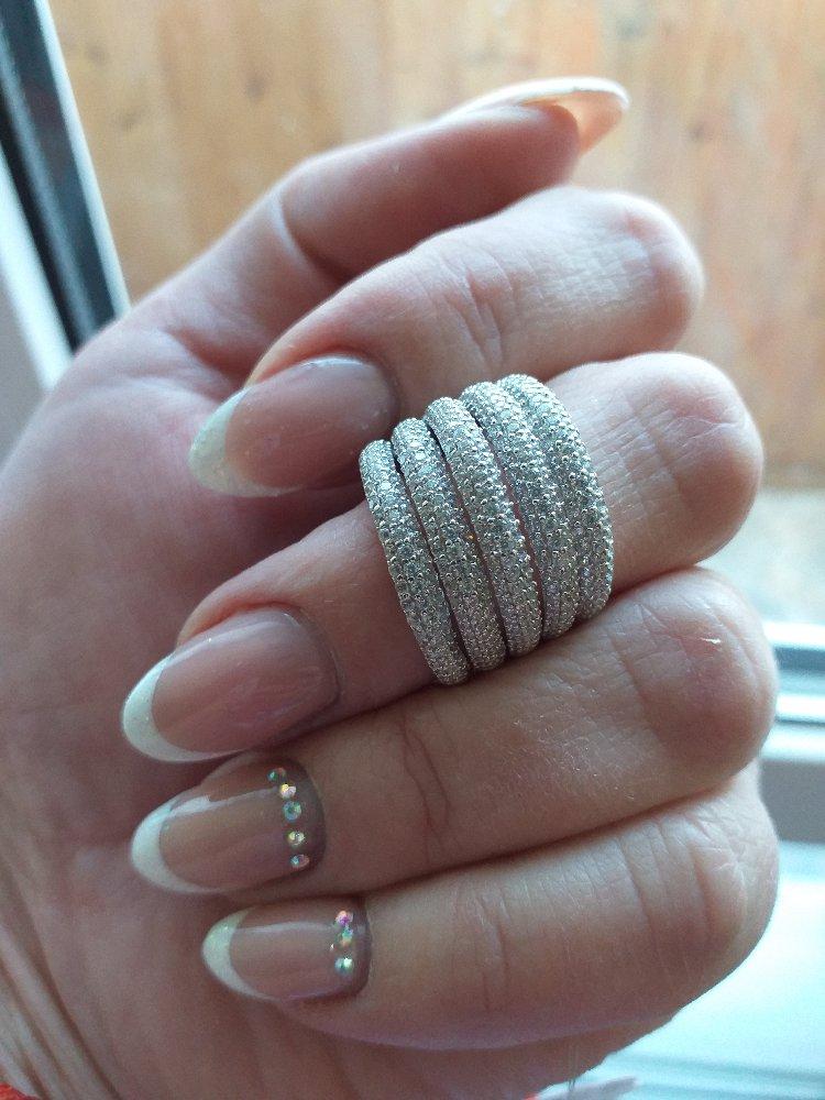 Массивные кольца, моя любовь!