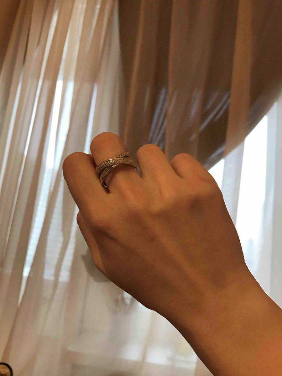 Очень интересное кольцо.