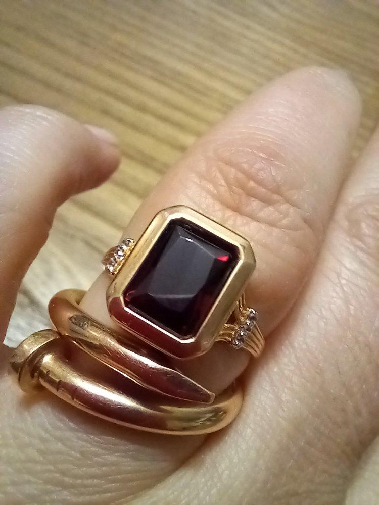 Благородное классическое кольцо