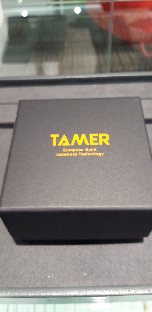 Часы tamer для подарка
