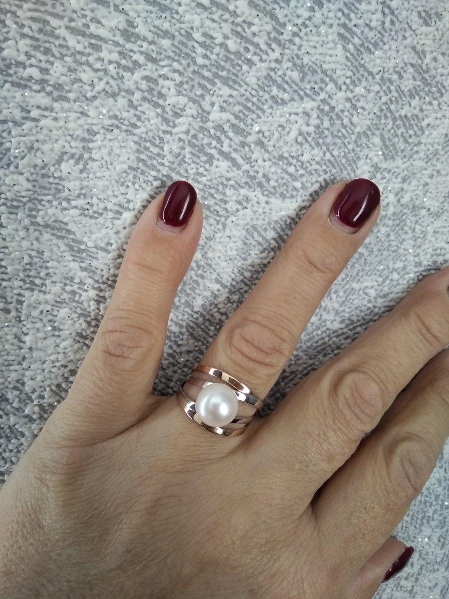 Кольцо отличное.