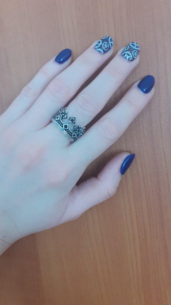 Кольцо-корона)