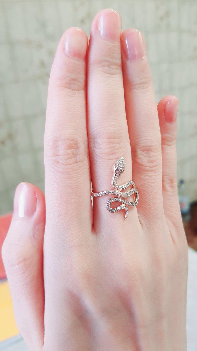 Я очень впечатлена этим кольцом!!!